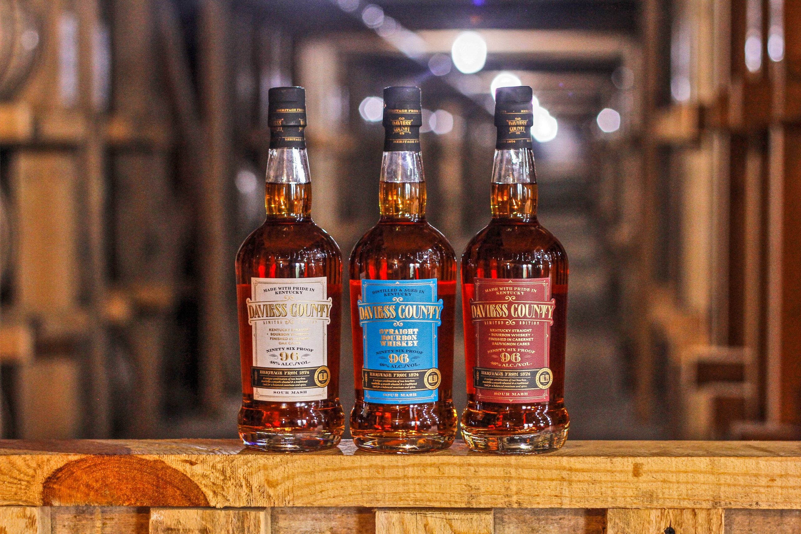 Why Daviess County Bourbon Is Made in Kentucky
